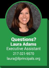 Ask Laura Adams questions